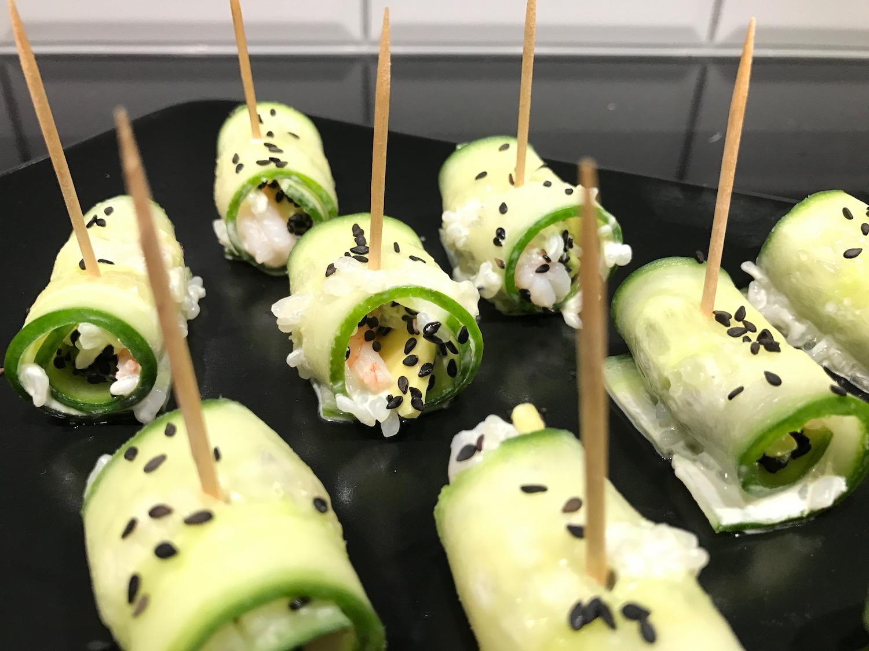 Sushi LCHF